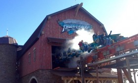 Thunderbird – Holiday World