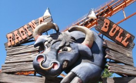 Raging Bull – Six Flags Great America