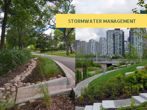 Stormwater Management Design : Stormwater management bleck architects