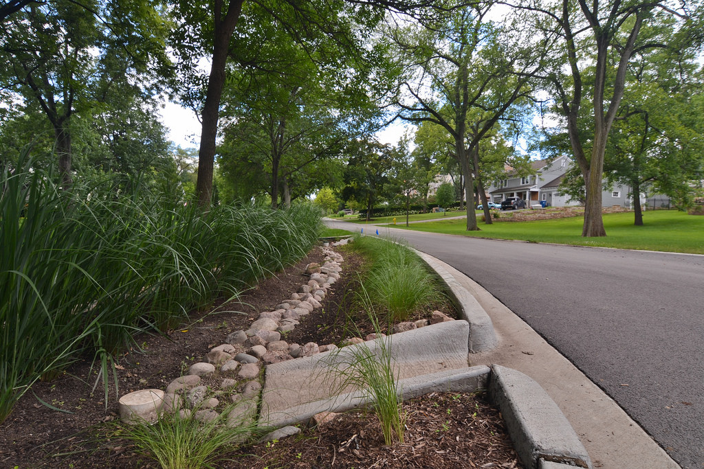 Stormwater management bleck bleck architects for Stormwater pond design