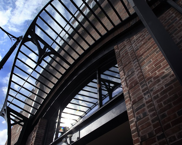 Mickey Finn's Brewery designed by Bleck & Bleck Architects