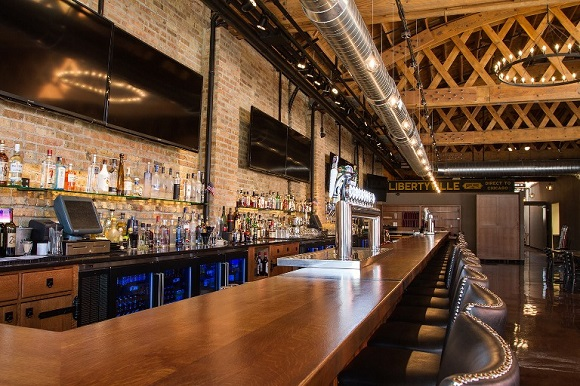 Mickey Finn's Brewery Bar