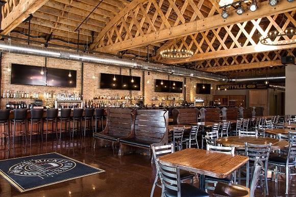 Mickey Finn's Brewery Dining
