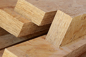 Structural Composite Lumber Bleck Amp Bleck Architects