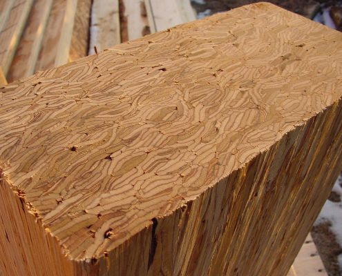 Structural Composite Lumber