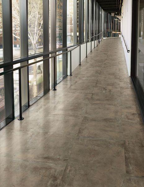 Luxury Vinyl Tile Bleck Amp Bleck Architects