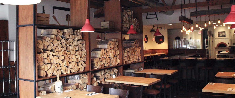 Pizzeria Deville Bleck Bleck Architects