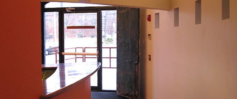 Bleck Design Group front entrance.