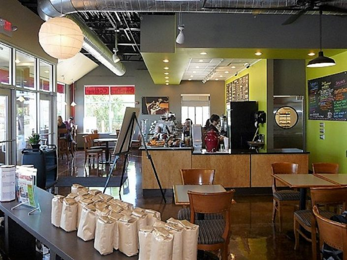 Conscious Cup Coffee Roasters