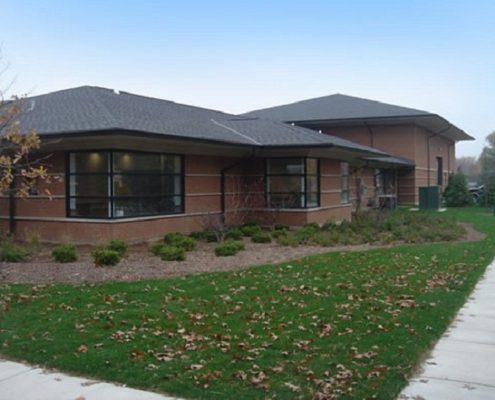 Lakes Region Sanitary District building exterior