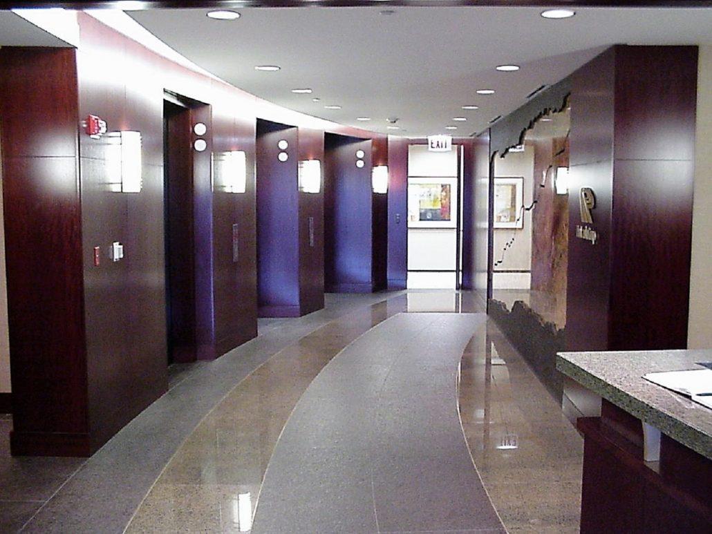 Potashcorp international headquarters bleck bleck for Office design northbrook il
