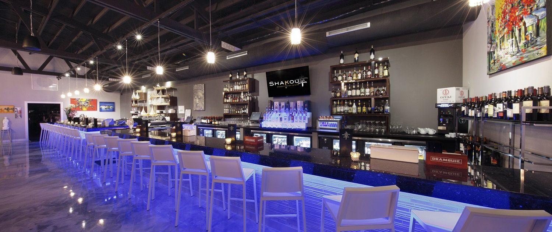 Shakou Park Ridge bar