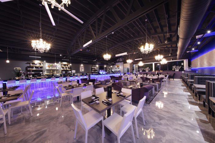 Shakou - Park Ridge main dining room