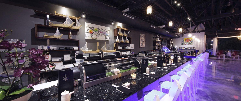 Shakou Park Ridge sushi bar