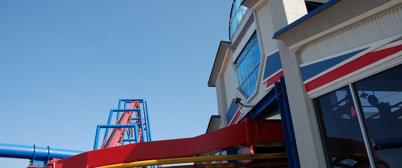 Six Flags Great America - Superman