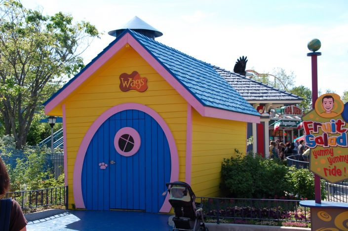 Six Flags Great America - Wiggles World