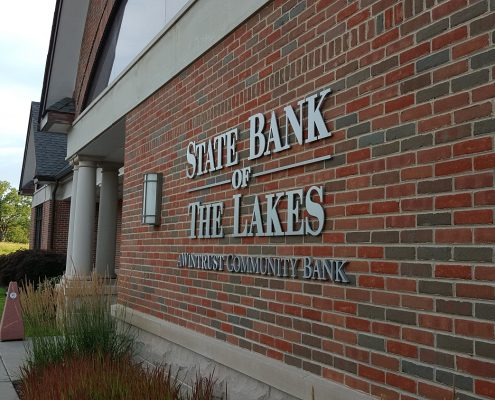 State Bank of The Lakes - Lake Villa