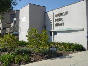 Waukegan Public Library Exterior