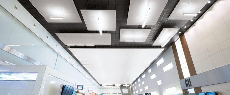 acoustical tile