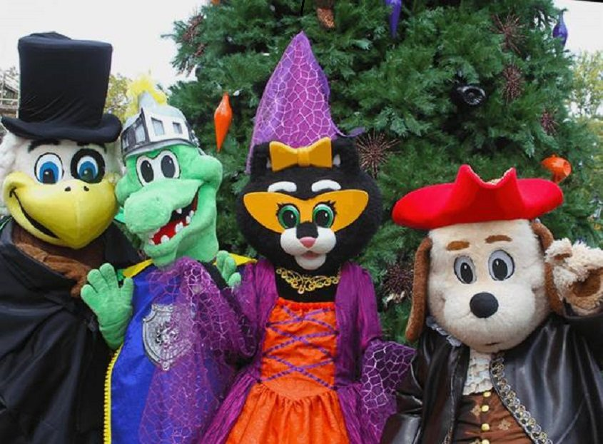 Halloween at Holiday World Splashin Safari