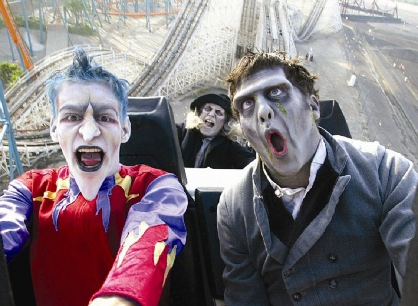 Halloween at Six Flags Great America
